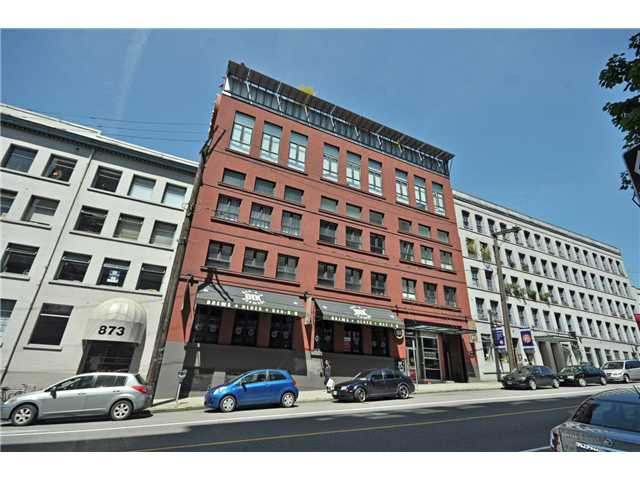 "Main Photo: PH1 869 BEATTY Street in Vancouver: Downtown VW Condo for sale in ""THE HOOPER BUILDING"" (Vancouver West)  : MLS®# V888505"