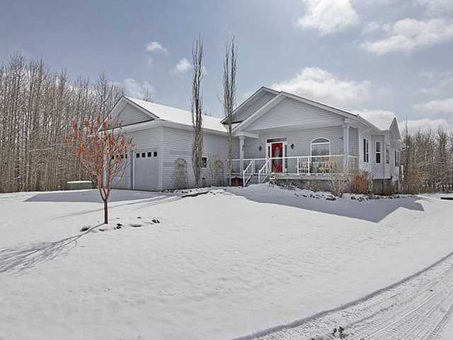 Main Photo: 290032 16 Street W in DE WINTON: Rural Foothills M.D. Country Residential for sale : MLS®# C3561985
