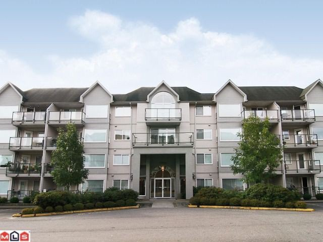 Main Photo: 306 33668 KING Road in ABBOTSFORD: Poplar Condo for rent (Abbotsford)