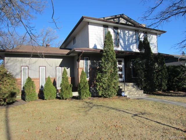 Main Photo: 165 Reiny Drive in WINNIPEG: North Kildonan Residential for sale (North East Winnipeg)  : MLS®# 1324774