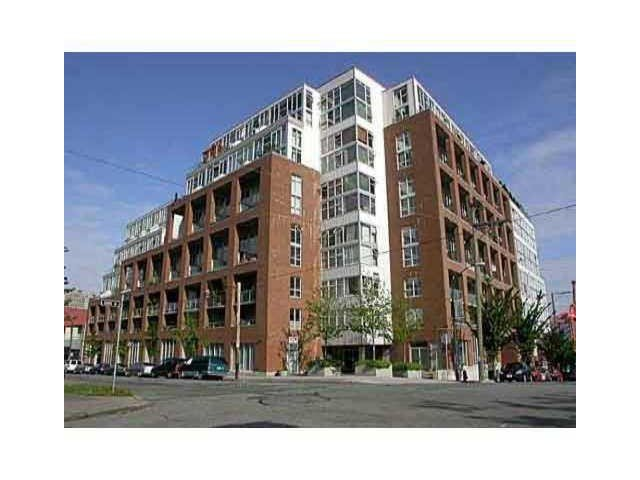 Main Photo: 812 289 ALEXANDER Street in Vancouver: Hastings Condo for sale (Vancouver East)  : MLS®# V1057038