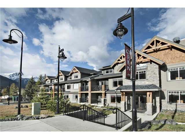 "Main Photo: 207""C"" 250 2 Avenue: Rural Bighorn M.D. Townhouse for sale : MLS®# C3620861"