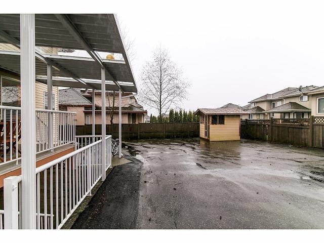Photo 18: Photos: 8301 158TH Street in Surrey: Fleetwood Tynehead House for sale : MLS®# F1430455