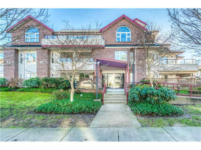 "Main Photo: 305 1668 GRANT Avenue in Port Coquitlam: Glenwood PQ Condo for sale in ""GLENWOOD TERRACE"" : MLS®# V1102593"
