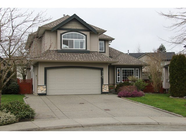 """Main Photo: 5181 223A Street in Langley: Murrayville House for sale in """"Hillcrest"""" : MLS®# F1432456"""