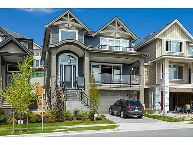 Main Photo: 3499 SHEFFIELD Avenue in Coquitlam: Burke Mountain House for sale : MLS®# V1128294