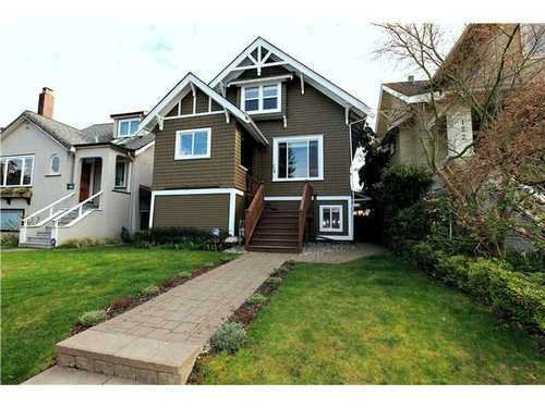 Main Photo: 116 20TH Ave W in Vancouver West: Cambie Home for sale ()  : MLS®# V943731