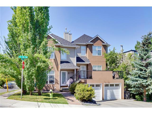 Main Photo: 2143 17 Street SW in Calgary: Bankview House for sale : MLS®# C4024274