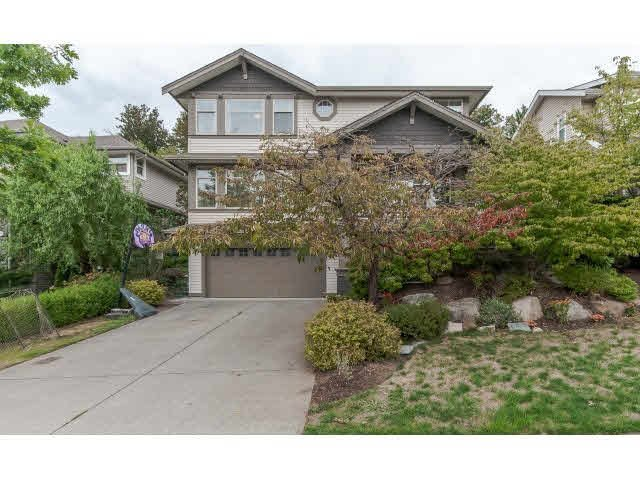 """Main Photo: 3338 BLOSSOM Court in Abbotsford: Abbotsford East House for sale in """"Highlands"""" : MLS®# F1450639"""