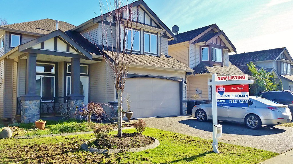 1098 Amazon Drive, Port Coquitlam - quiet and convenient 4 bds 3 bths family home