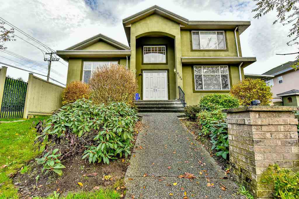 Main Photo: 8196 153 Street in Surrey: Fleetwood Tynehead House for sale : MLS®# R2122868