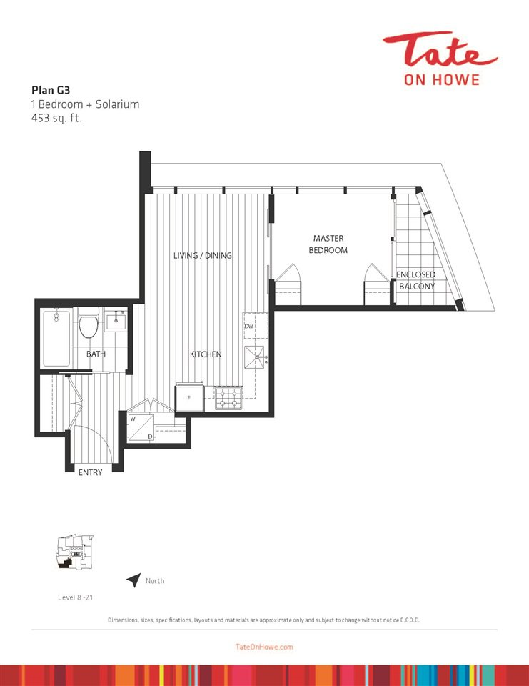 Main Photo: 2107 1283 HOWE Street in Vancouver: Downtown VW Condo for sale (Vancouver West)  : MLS®# R2139145