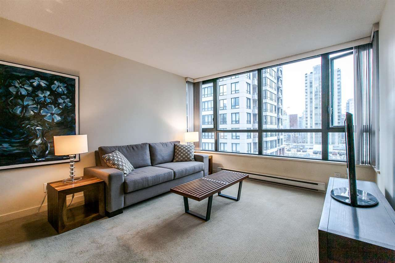 Photo 3: Photos: 707 928 HOMER Street in Vancouver: Yaletown Condo for sale (Vancouver West)  : MLS®# R2146641