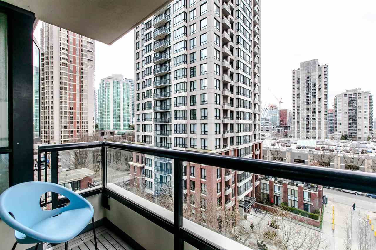 Photo 11: Photos: 707 928 HOMER Street in Vancouver: Yaletown Condo for sale (Vancouver West)  : MLS®# R2146641