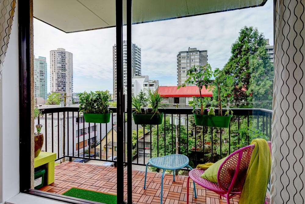 Main Photo: 301 1146 HARWOOD STREET in Vancouver: West End VW Condo for sale (Vancouver West)  : MLS®# R2164237