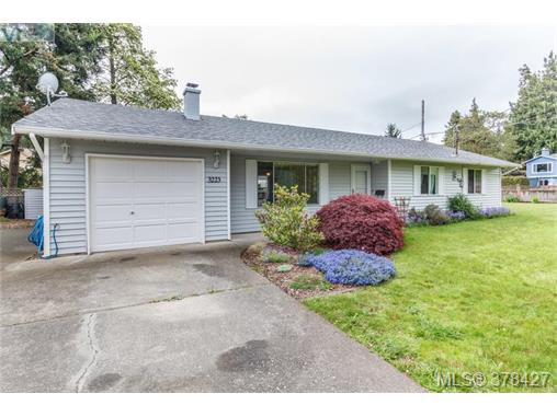 Main Photo: 3223 Wishart Road in VICTORIA: Co Wishart South Single Family Detached for sale (Colwood)  : MLS®# 378427