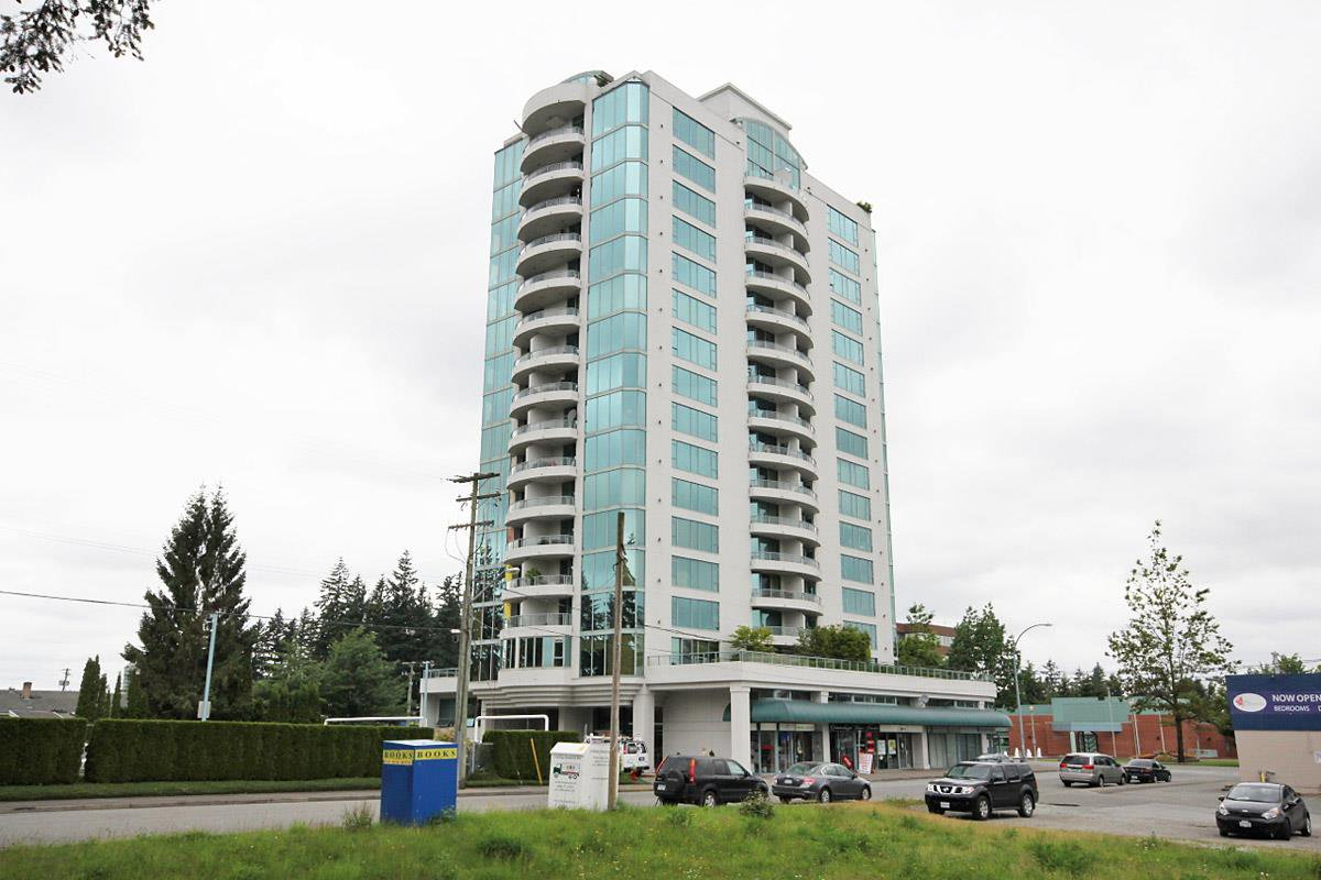 "Main Photo: 1202 32330 SOUTH FRASER Way in Abbotsford: Abbotsford West Condo for sale in ""Town Centre"" : MLS®# R2192717"