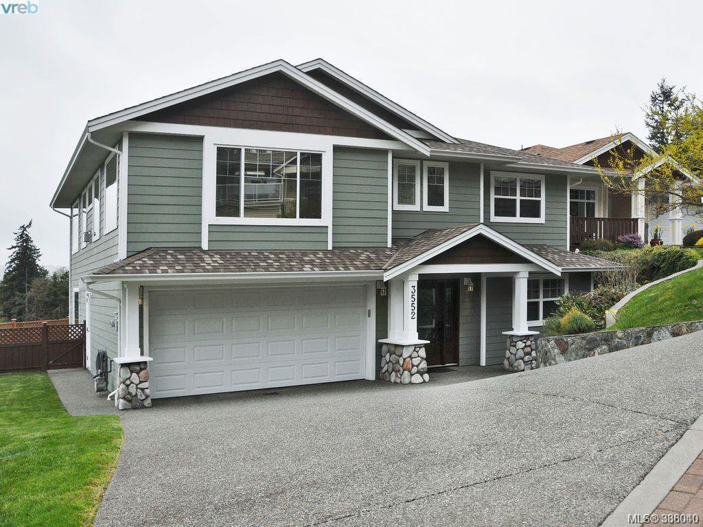 Main Photo: 3552 Sun Hills in VICTORIA: La Walfred Single Family Detached for sale (Langford)  : MLS®# 388040