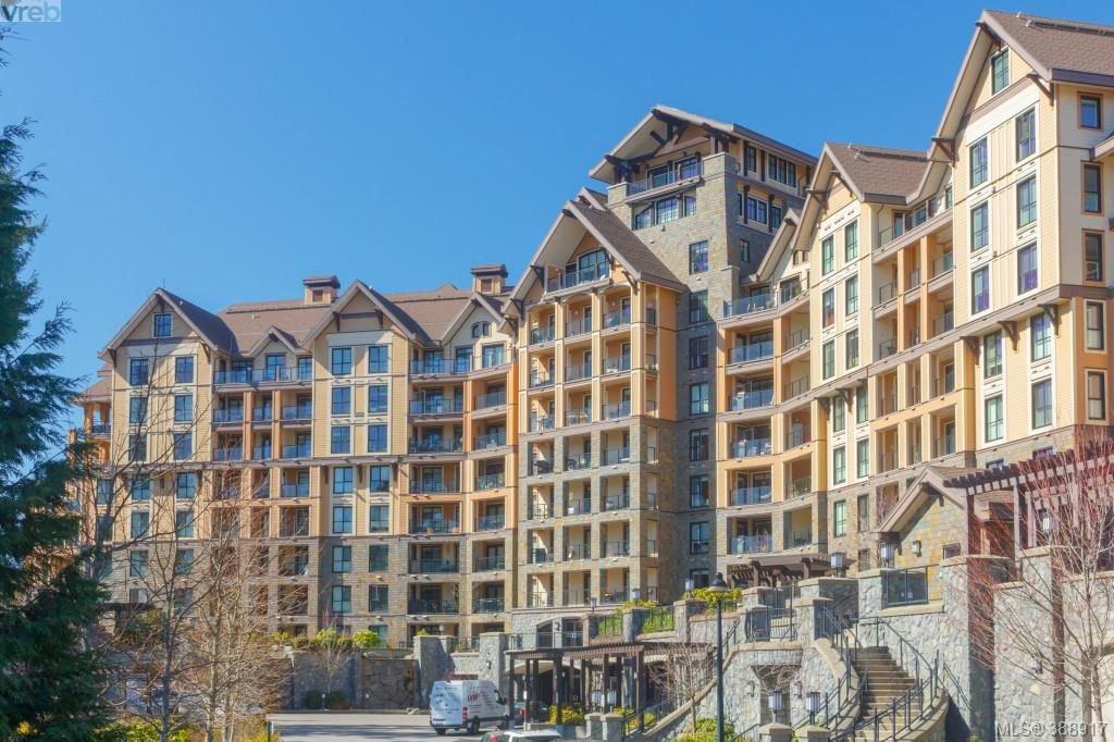 Main Photo: 707 1400 Lynburne Place in VICTORIA: La Bear Mountain Condo Apartment for sale (Langford)  : MLS®# 388917