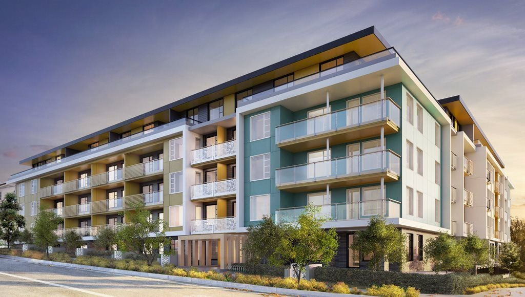 """Main Photo: 406 516 FOSTER Avenue in Coquitlam: Coquitlam West Condo for sale in """"Nelson on Foster"""" : MLS®# R2257761"""