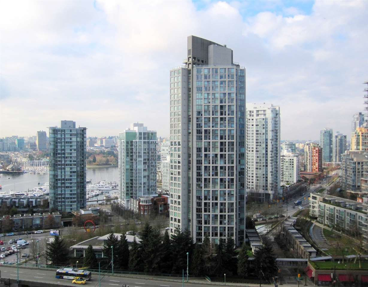 """Main Photo: 2301 928 BEATTY Street in Vancouver: Yaletown Condo for sale in """"THE MAX I"""" (Vancouver West)  : MLS®# R2258658"""