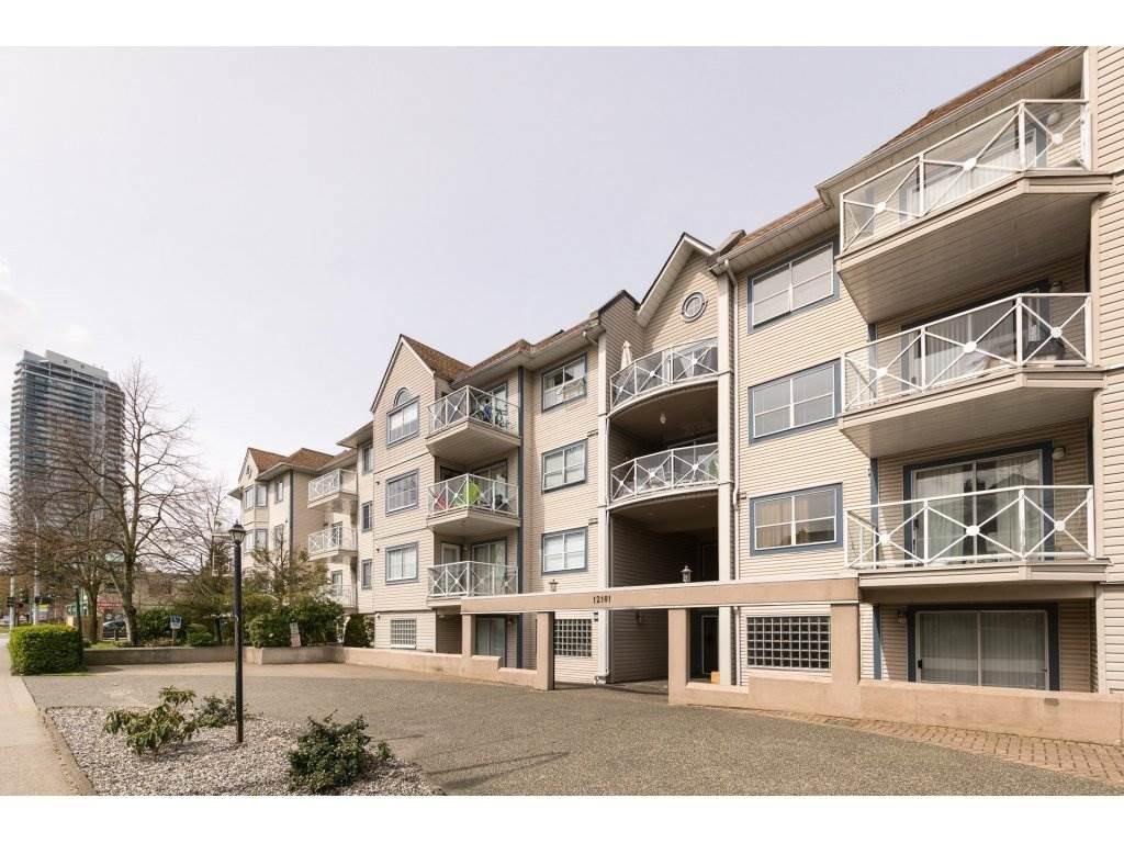 """Main Photo: 327 12101 80 Avenue in Surrey: Queen Mary Park Surrey Condo for sale in """"Surrey Town Manor"""" : MLS®# R2258938"""