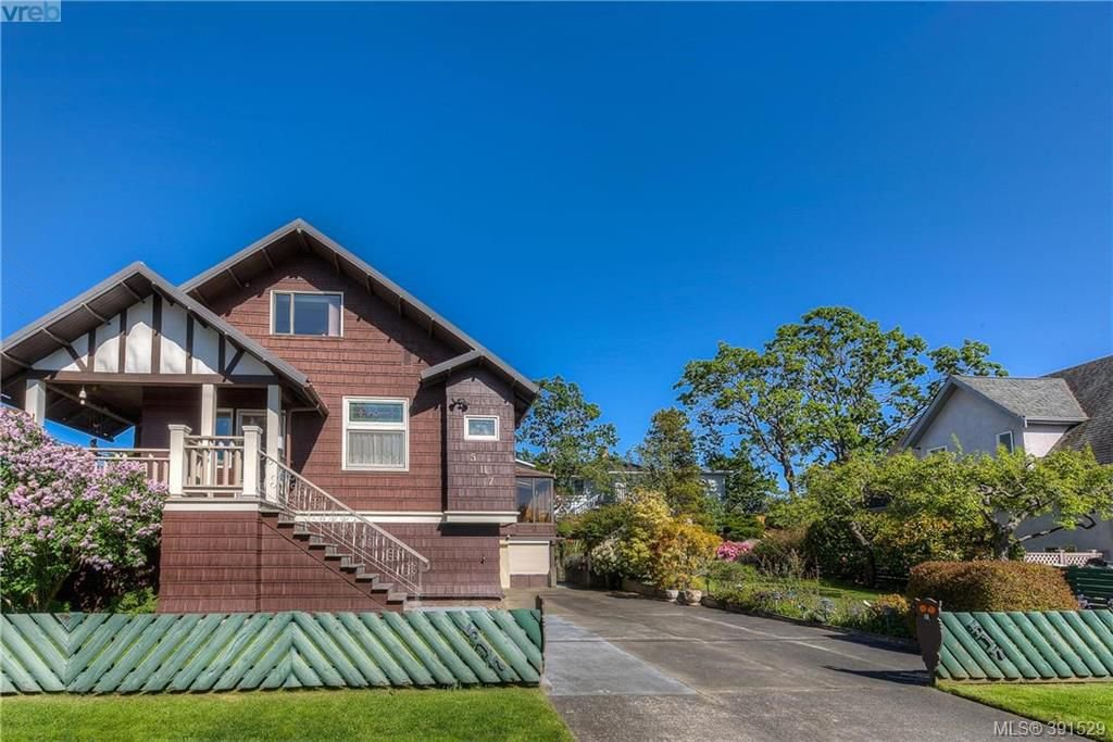 Main Photo: 517 Comerford St in VICTORIA: Es Saxe Point House for sale (Esquimalt)  : MLS®# 786962