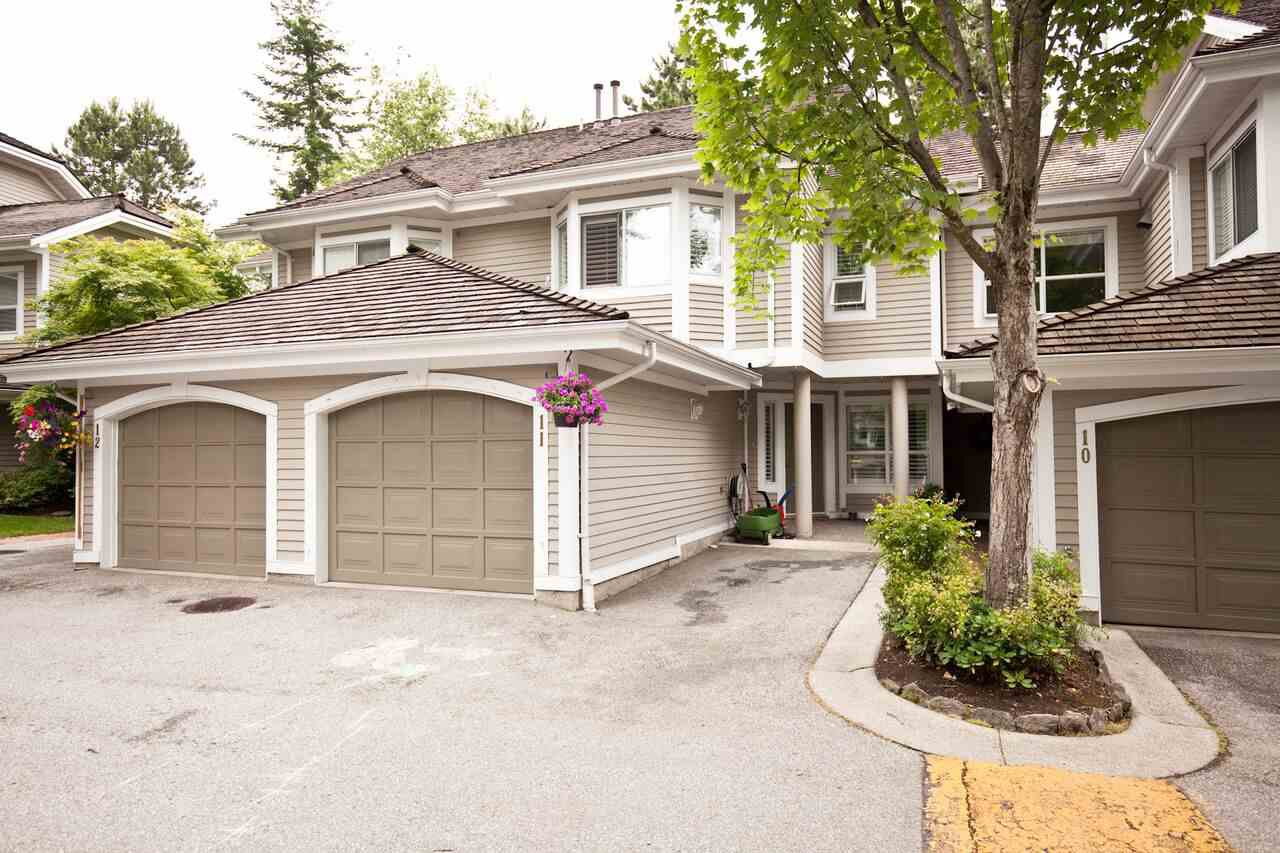 """Main Photo: 11 650 ROCHE POINT Drive in North Vancouver: Roche Point Townhouse for sale in """"Ravenwoods"""" : MLS®# R2295307"""
