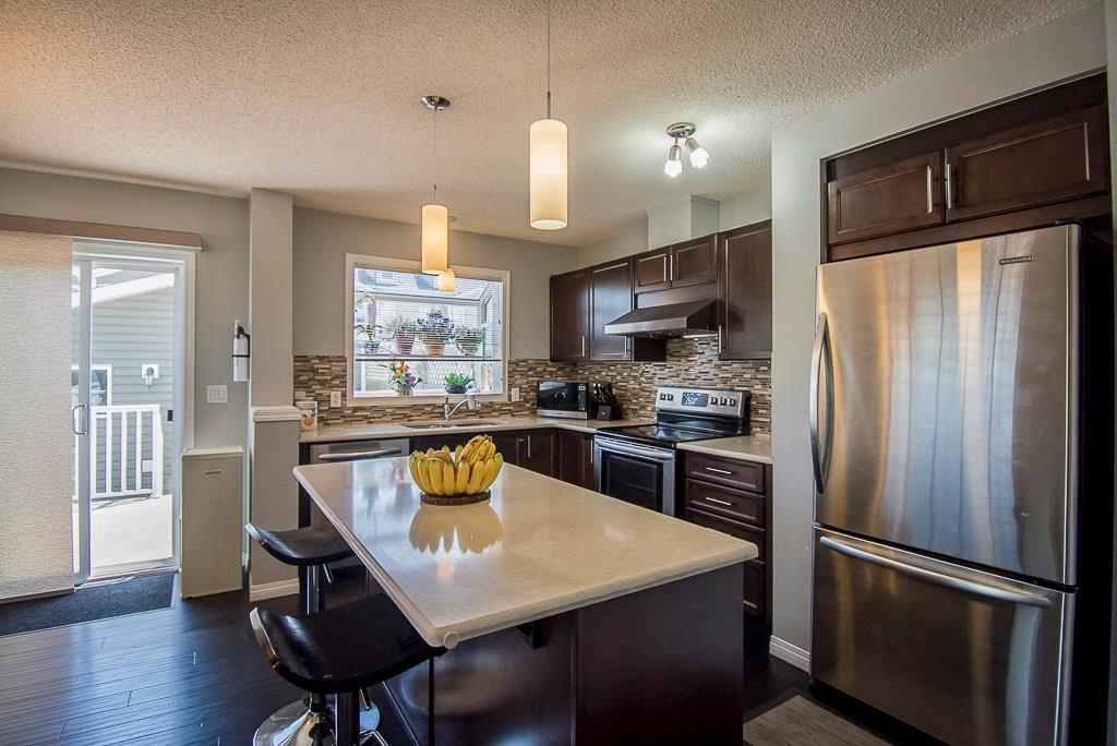 Photo 5: Photos: 35 AUBURN BAY Boulevard SE in Calgary: Auburn Bay Semi Detached for sale : MLS®# C4204478