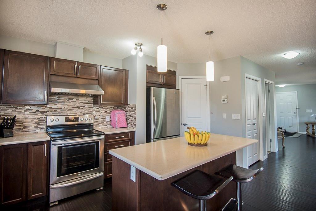 Photo 6: Photos: 35 AUBURN BAY Boulevard SE in Calgary: Auburn Bay Semi Detached for sale : MLS®# C4204478