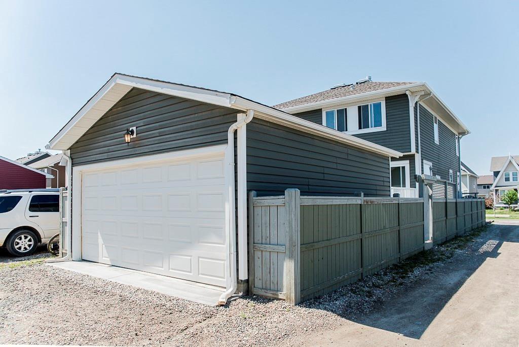 Photo 30: Photos: 35 AUBURN BAY Boulevard SE in Calgary: Auburn Bay Semi Detached for sale : MLS®# C4204478