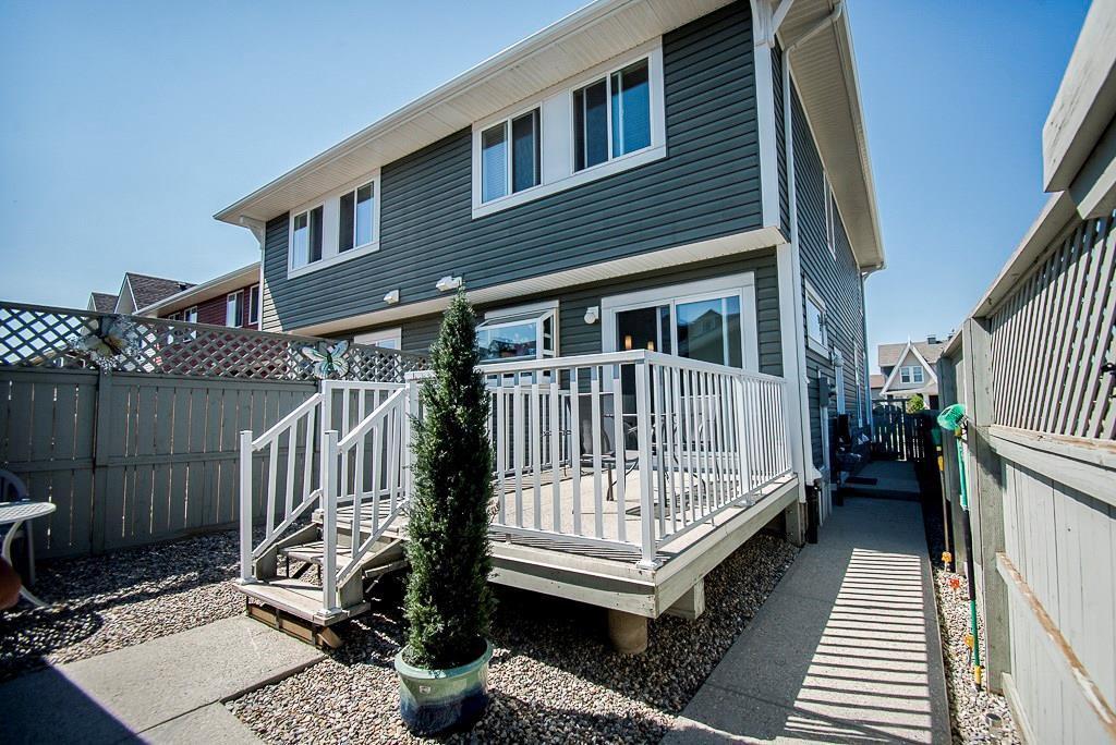 Photo 27: Photos: 35 AUBURN BAY Boulevard SE in Calgary: Auburn Bay Semi Detached for sale : MLS®# C4204478