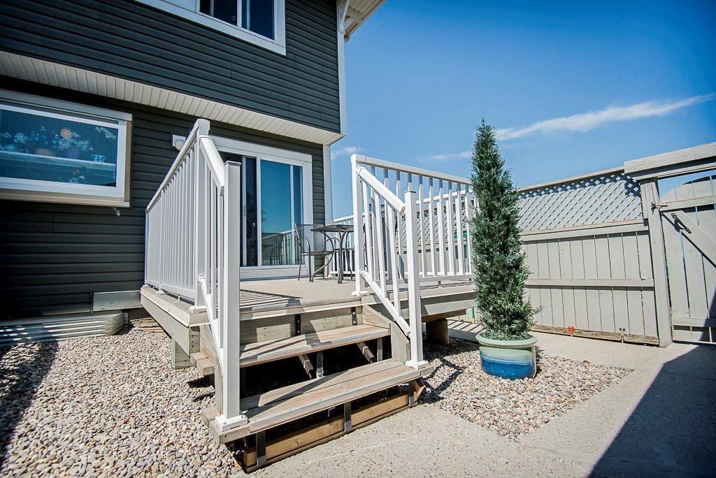 Photo 28: Photos: 35 AUBURN BAY Boulevard SE in Calgary: Auburn Bay Semi Detached for sale : MLS®# C4204478