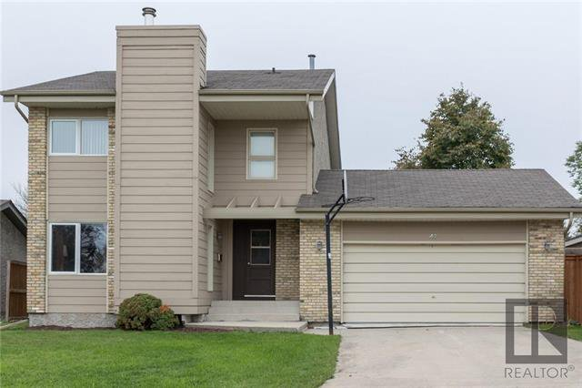 Main Photo: 47 Upton Place in Winnipeg: River Park South Residential for sale (2F)  : MLS®# 1827021