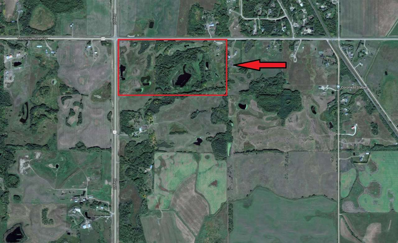 Main Photo: 23043 Twp Rd 504: Rural Leduc County Rural Land/Vacant Lot for sale : MLS®# E4149355