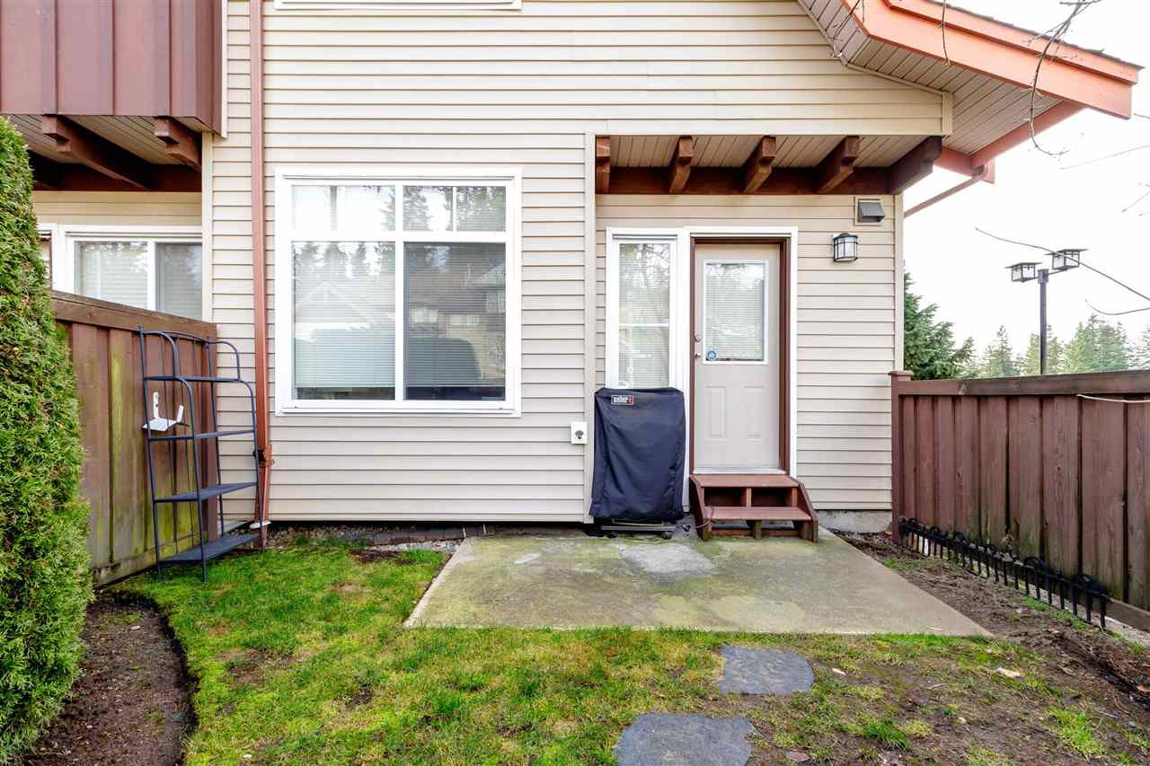 """Photo 20: Photos: 148 2000 PANORAMA Drive in Port Moody: Heritage Woods PM Townhouse for sale in """"MOUNTAINS EDGE"""" : MLS®# R2354623"""