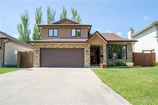Main Photo: 87 Brixford Crescent in Winnipeg: Meadowood Residential for sale (2E)  : MLS®# 1908984