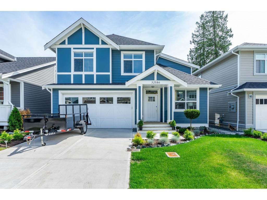 "Main Photo: 32586 ROSS Drive in Mission: Mission BC House for sale in ""Horne Creek"" : MLS®# R2380391"