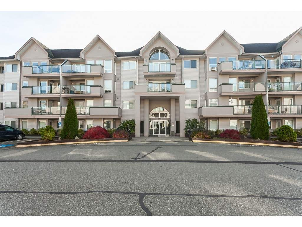 "Main Photo: 313 33728 KING Road in Abbotsford: Poplar Condo for sale in ""COLLEGE PARK"" : MLS®# R2417070"