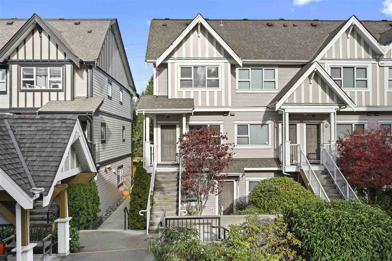 Main Photo: 45 730 FARROW Street in Coquitlam: Coquitlam West Townhouse for sale : MLS®# R2418624