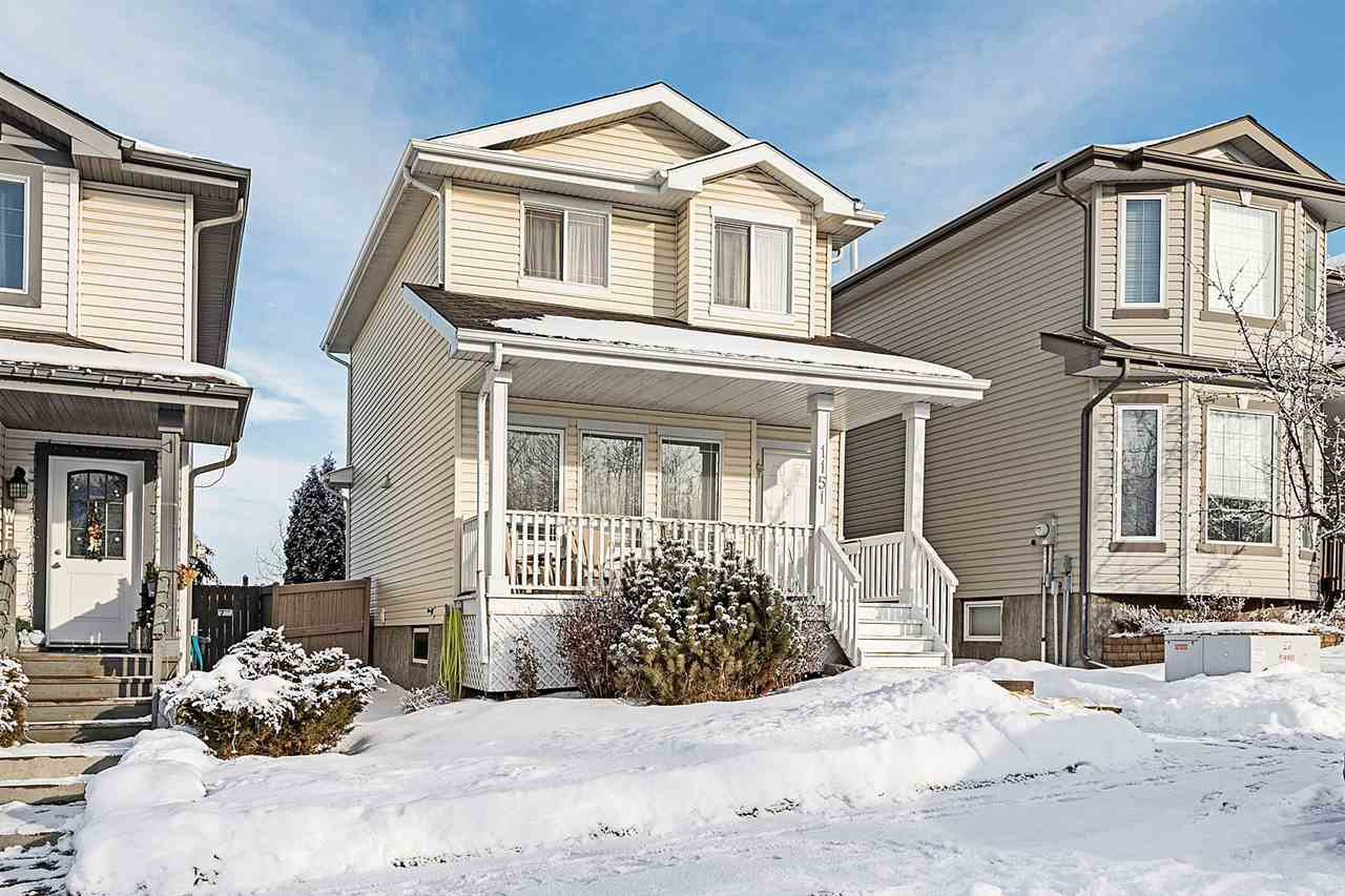 Main Photo: 1151 Hyndman Road in Edmonton: Zone 35 House for sale : MLS®# E4185399