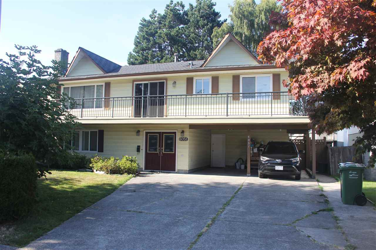 Main Photo: 6051 SPENDER Drive in Richmond: Woodwards House for sale : MLS®# R2486371