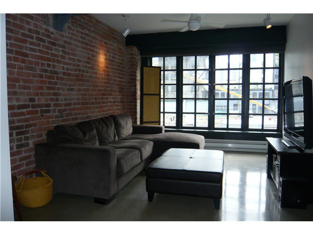 Main Photo: 201 53 W HASTINGS Street in Vancouver: Downtown VW Condo for sale (Vancouver West)  : MLS®# V988789
