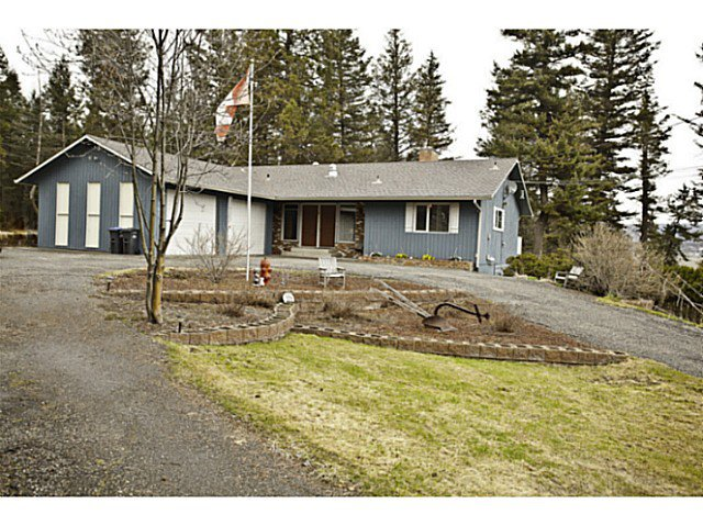 Main Photo: 161 COUNTRY CLUB Boulevard in Williams Lake: Williams Lake - City House for sale (Williams Lake (Zone 27))  : MLS®# N232827