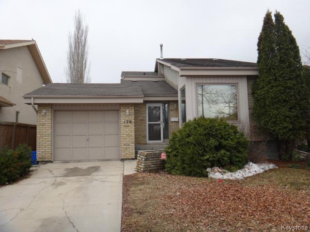 Main Photo: 128 De La Seigneurie Boulevard in WINNIPEG: Windsor Park / Southdale / Island Lakes Residential for sale (South East Winnipeg)  : MLS®# 1405626