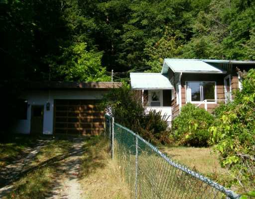 Main Photo: 5535 SHORNCLIFFE Avenue in Sechelt: Sechelt District House for sale (Sunshine Coast)  : MLS®# V607395