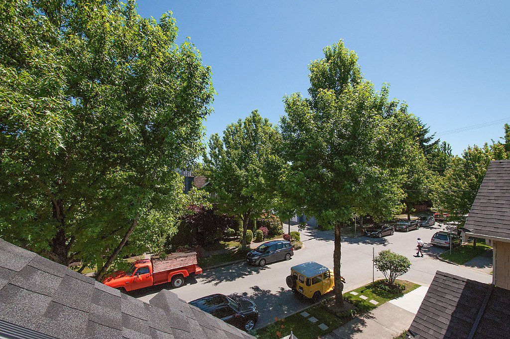 Photo 13: Photos: 2727 CYPRESS Street in Vancouver: Kitsilano House 1/2 Duplex for sale (Vancouver West)  : MLS®# V1128521