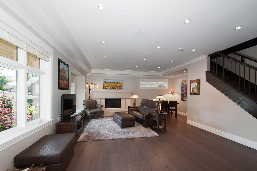 Photo 2: Photos: 2727 CYPRESS Street in Vancouver: Kitsilano House 1/2 Duplex for sale (Vancouver West)  : MLS®# V1128521