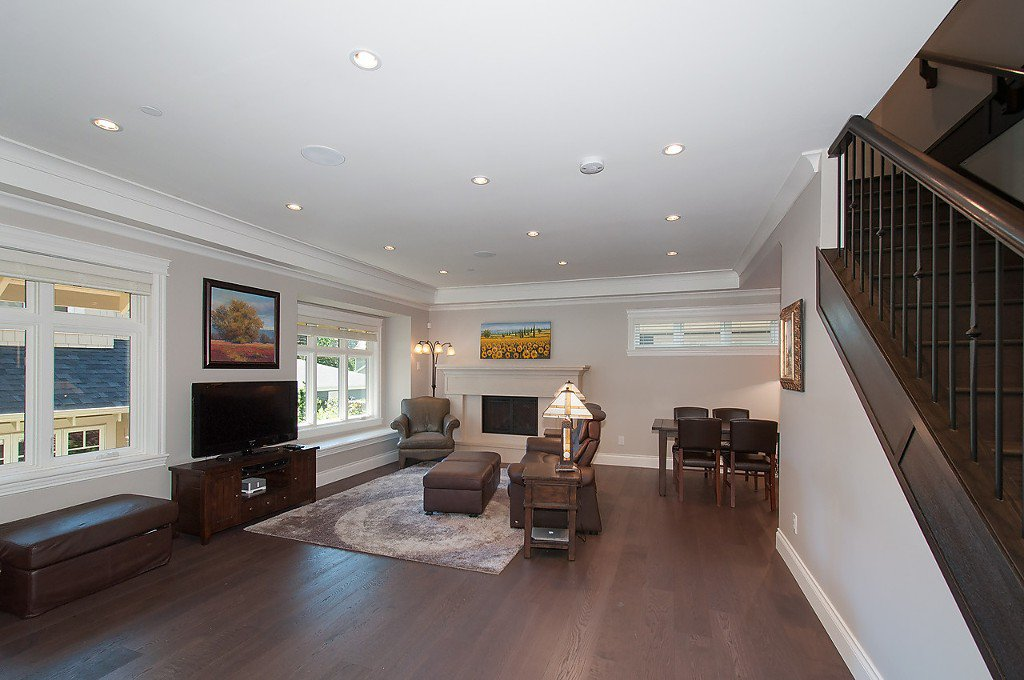 Photo 3: Photos: 2727 CYPRESS Street in Vancouver: Kitsilano House 1/2 Duplex for sale (Vancouver West)  : MLS®# V1128521