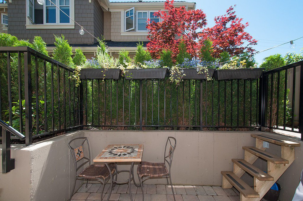 Photo 23: Photos: 2727 CYPRESS Street in Vancouver: Kitsilano House 1/2 Duplex for sale (Vancouver West)  : MLS®# V1128521